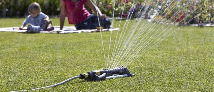 Impact Sprinkler VS Oscillating Sprinkler