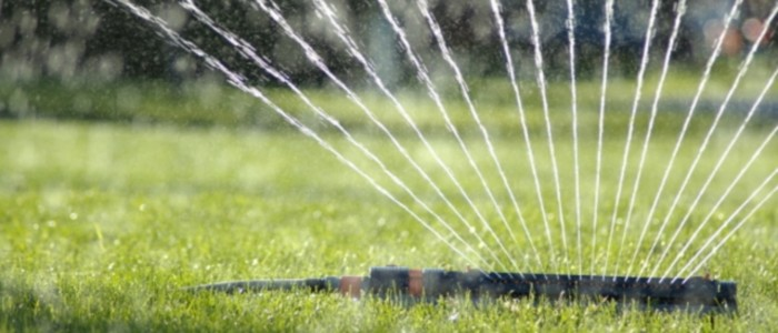 oscillating sprinkler for low water pressure