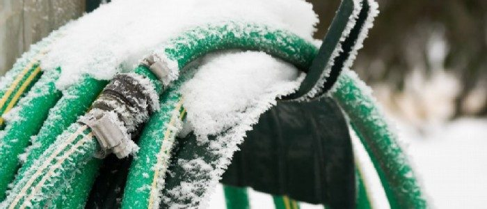 best hoses for winter use