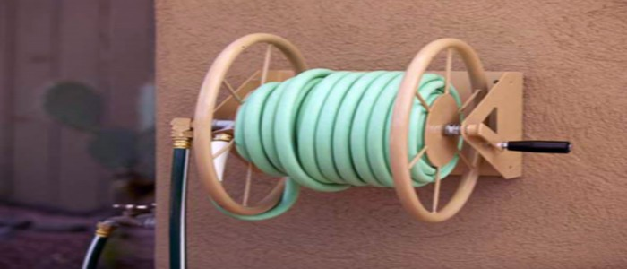 best rated 50 ft hose reels