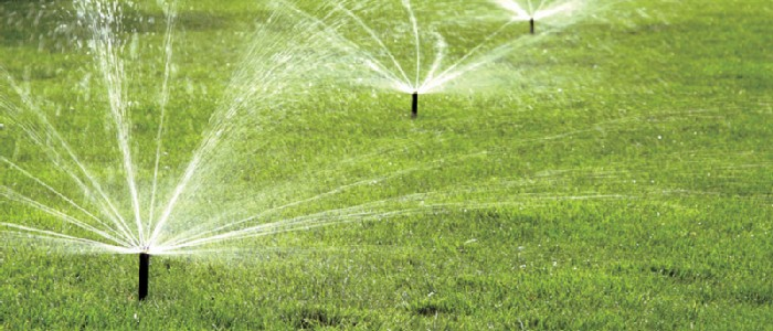 oscillating vs rotary sprinkler