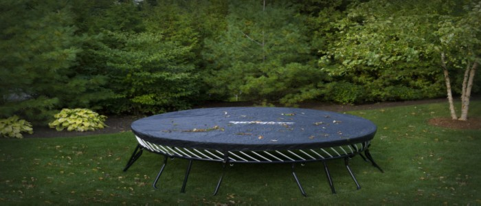 best trampoline covers for winter
