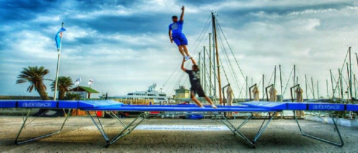 best trampolines with higher weight limits