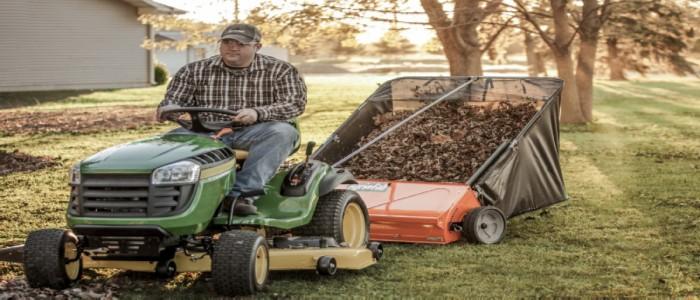 best yard vacuums for pine needles